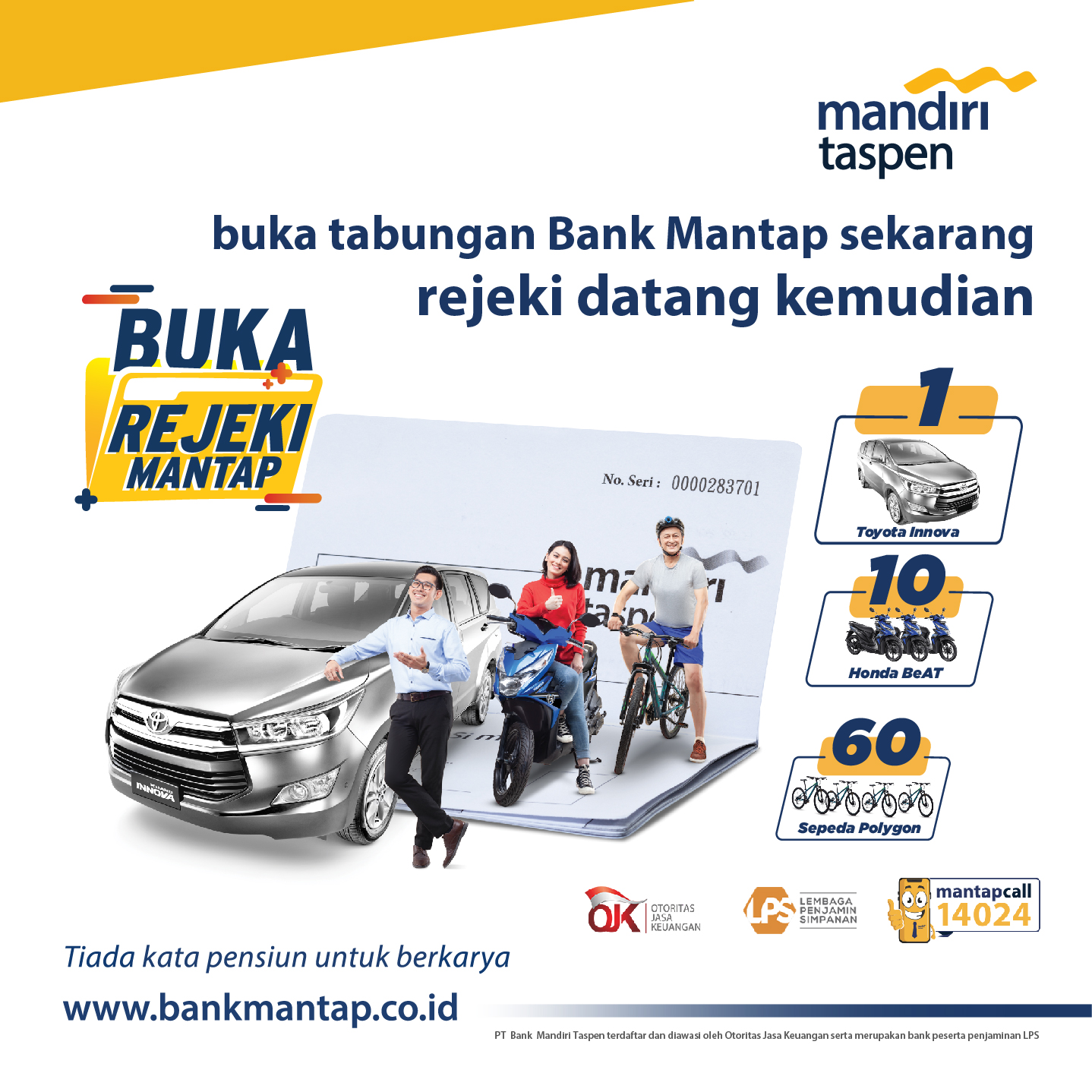 Bank Mantap